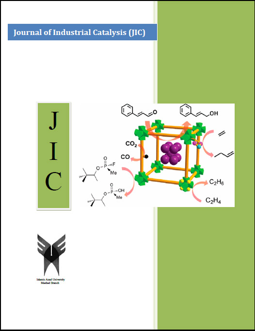 Journal of Industrial Catalysis